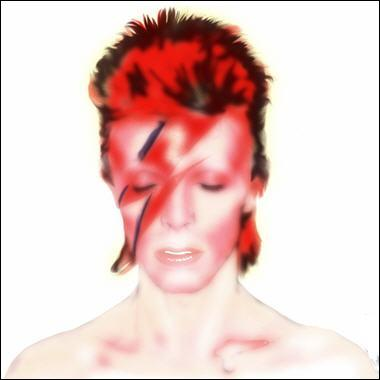 Qui se faisait appeler Ziggy Stardust ?