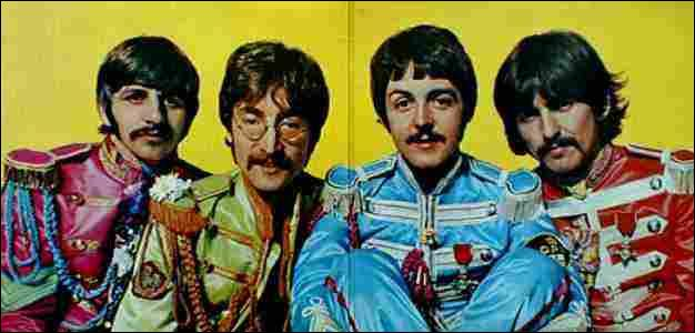 Comment s'appelle le Beatle bleu ?