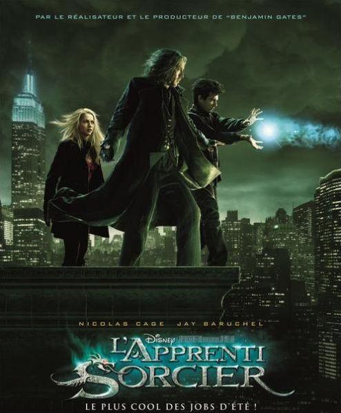 Film - L'Apprenti Sorcier