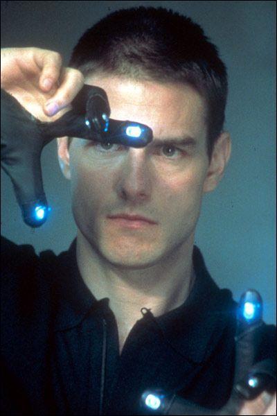 En 2002, il est John Anderton dans ce film ...