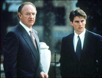 En 1993, il est Mitch Mc Deere dans ce film ...