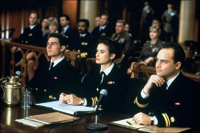 En 1992, il est Daniel Kaffee dans ce film ...