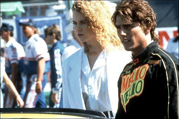 En 1990, il est Cole Trickle dans ce film ...