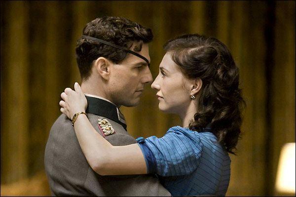 En 2008, il est Claus Schenk von Stauffenberg dans ce film ...