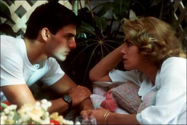 En 1986 , il est Pete Mitchell dans ce film ...