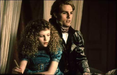 En 1994, il est Lestat de Lioncourt dans ce film ...