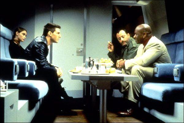 En 1996, il est Ethan Hunt dans ce film ...