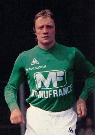 Bernard Lacombe ASSE