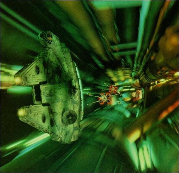 Quel pilote de l'escadron Rogue accompagne Lando dans l'étoile noire ?