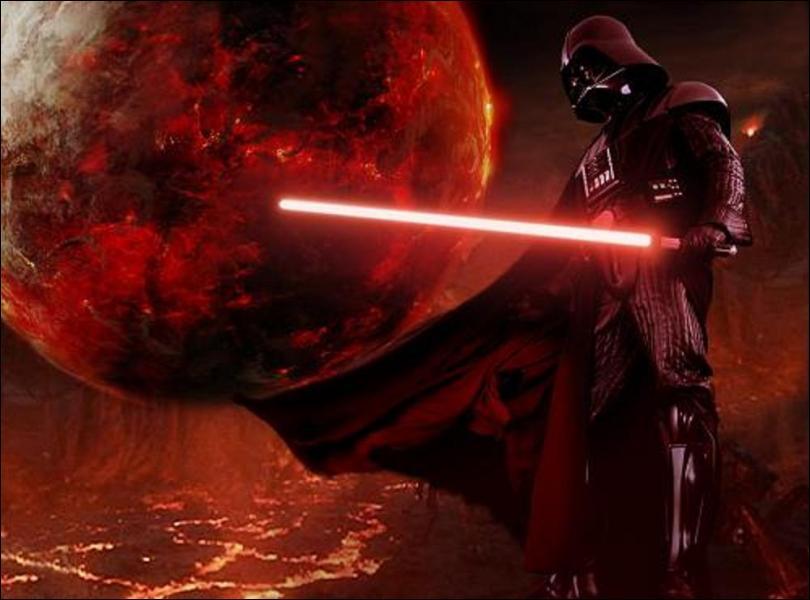 De combien de Sith entend-on le nom dans toutes la saga ?