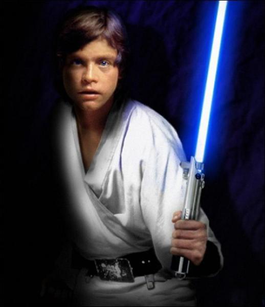 Quelle était la famille de Luke Skywalker durant son enfance ?