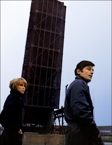 En quelle année Alain Delon tenait-il le rôle de Jeff dans le film éponyme ?
