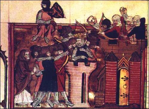 Quand débute la première croisade ?