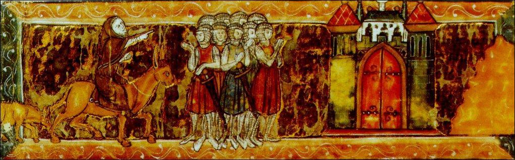 Un religieux français va regrouper une troupe de pèlerins pour reprendre Jérusalem, mais qui est-il ?