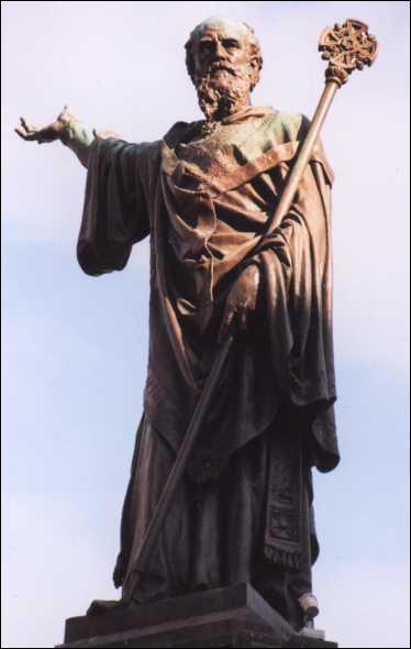 Quel pape est à l'origine de cette croisade ?