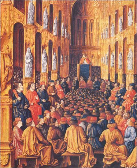 Quel roi va répondre à l'appel du pape ?