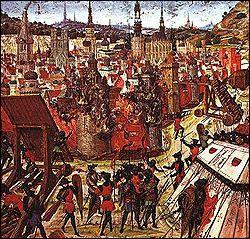 Quand Jérusalem est-elle prise ?