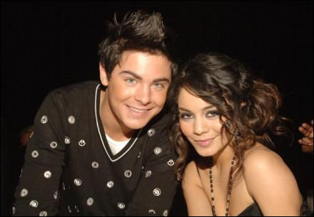 Comment surnomme-t-on le couple de Vanessa et Zac ?
