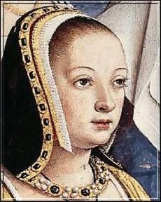Louis XII épouse en secondes noces le 8 Janvier 1499 à Nantes…la veuve du précédent roi de France. Qui est-ce ?
