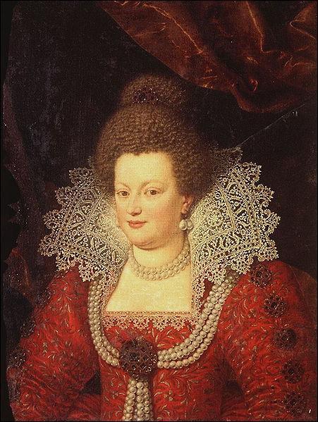 Avec quelle femme Henri IV unit-il sa destinée lors de ses secondes noces, le 17 décembre 1600 à Lyon ?