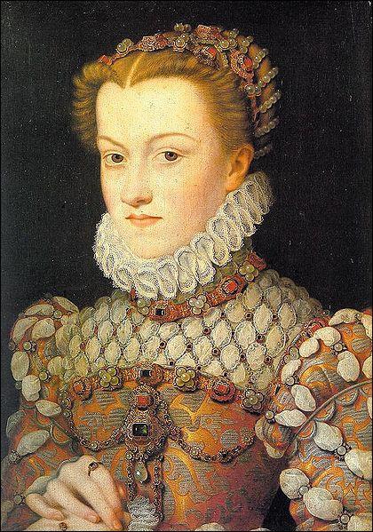 En 1570, Charles IX s'unit avec une jeune princesse. Qui est-ce ?