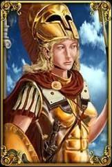 Pourquoi Athéna est-elle sortie du crâne de son père, Zeus ?