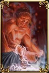 Comment Héphaïstos piégea-t-il sa mère ?
