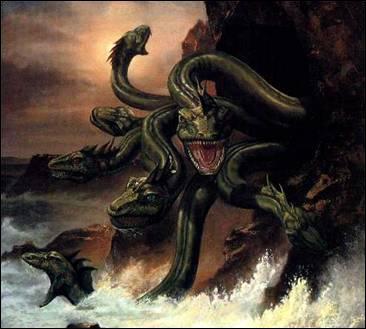 Qui aida Zeus lorsque Typhon lui coupa les tendons des bras et des pieds pour le libérer de la tanière du monstre ?