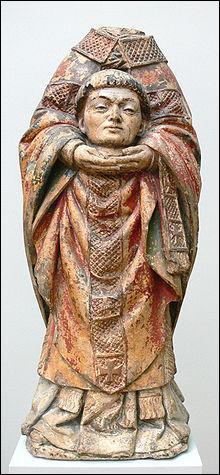 An 250 : quel est le nom du premier évêque de Paris qui fut décapité par les Romains ?