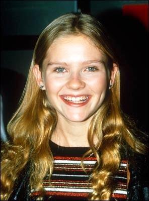 A la sortie du film Entretien avec un vampire en 1995. Qui est-ce ?