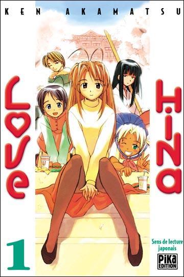 Ken akamastu a-t-il écrit Love Hina ?