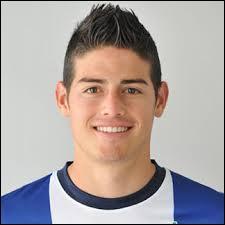 Monaco a recruté James Rodriguez pour 45 M à ce même club portugais. Quelle est la nationalité de ce joueur ?