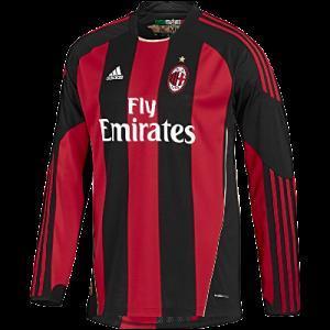 Et enfin pour terminer , voici le maillot d'une équipe Italienne...