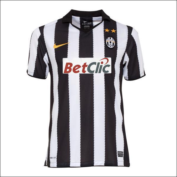 Quelle équipe portera ce maillot ?