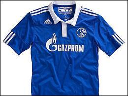 Voici le maillot d'une équipe Allemande...