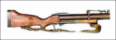 Quel est le genre de cette arme ?
