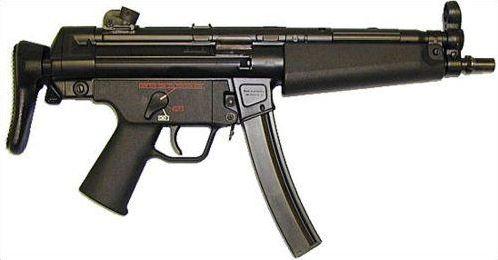 Armes à feu d'aujourd'hui