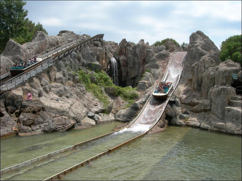 Comment s'appelle cette attraction ?