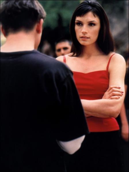 Dans The Faculty, quel élève Melle Burke a t'elle dans le collimateur ?