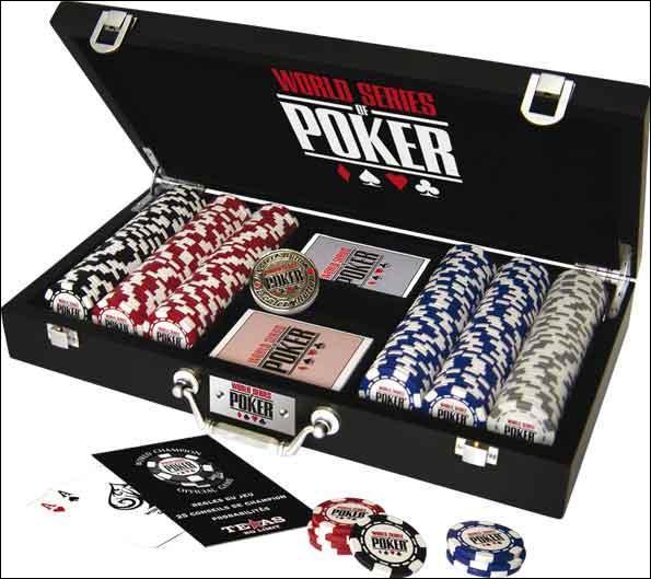 Au poker, il est interdit de miser ses jetons en plusieurs fois. Si un joueur le fait, on dit qu'il fait un :
