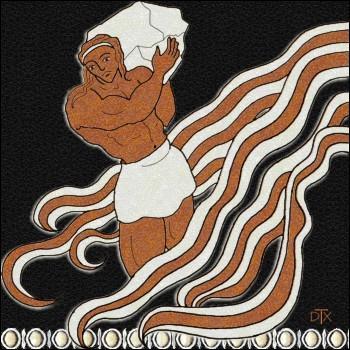 Toutefois, Eurysthée ne valida pas cette mission car Augias promit de payer Héraclès pour le nettoyage alors qu'il lui était interdit de se faire payer. Quel était le paiement promis ?