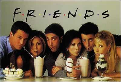 Quand a t-elle commencé à jouer Rachel dans la série Friends ?