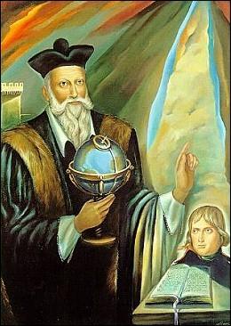 Michel de Nostredame, connu sous le nom de Nostradamus, était de nationalité :