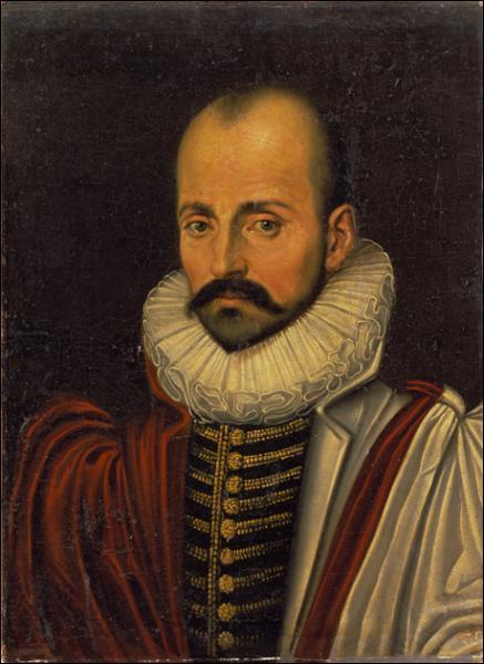 Michel de Montaigne, auteur des 'Essais', était l'ami du Roi :