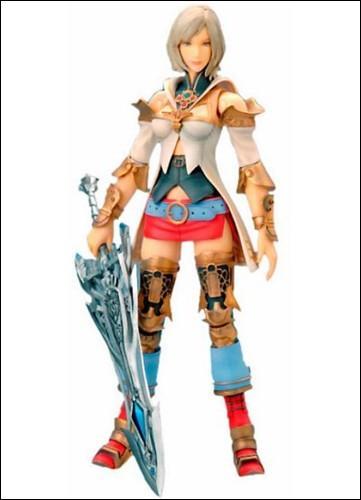 De quelle grande série de jeu vidéo la princesse Ashe fait-elle partie ?