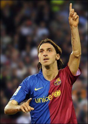 Où a été transféré le suédois Zlatan Ibrahimovic ?
