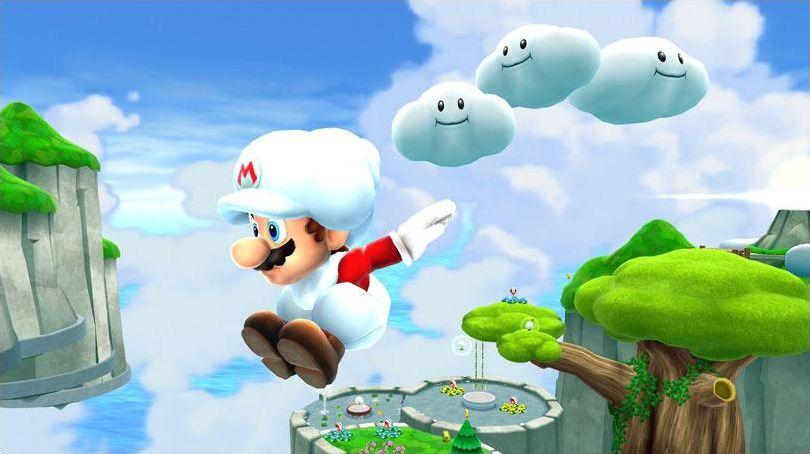 Mario Galaxy 2 en image