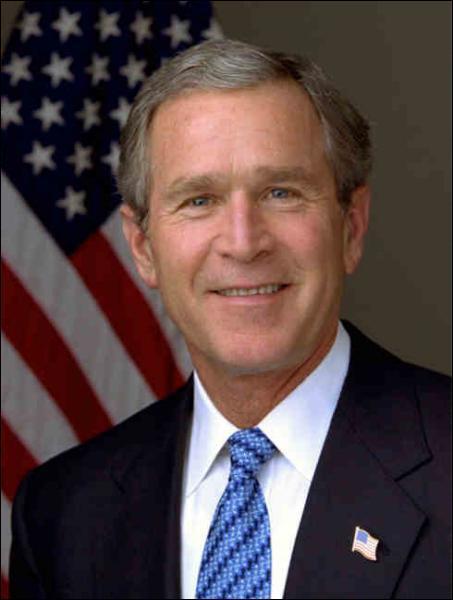 Qui fut le président du mandat de 2001 à 2009 ?