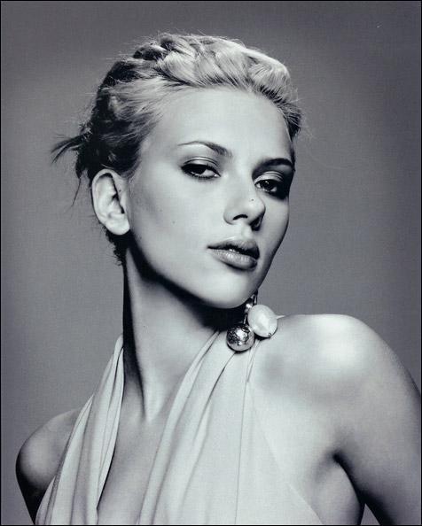 Scarlett Johansson n'apparait pas dans :