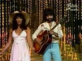 Chanteurs années 70